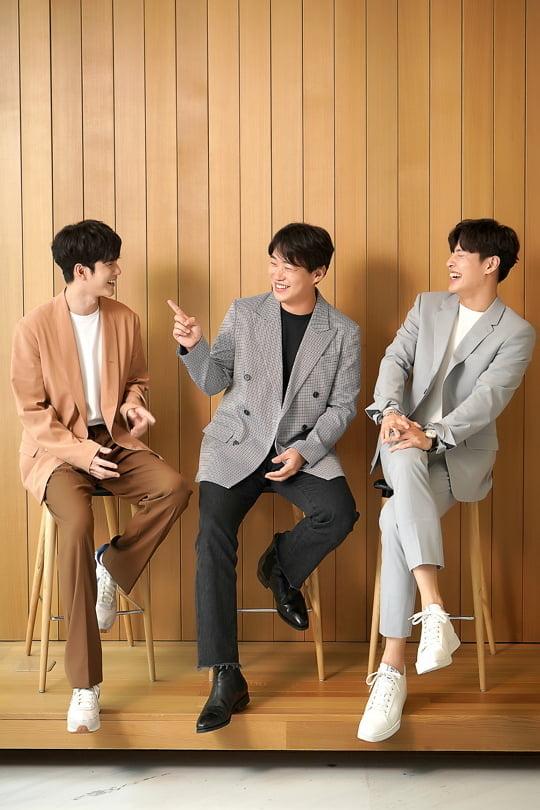 '트래블러'강하늘x안재홍x옹성우 (사진=JTBC)