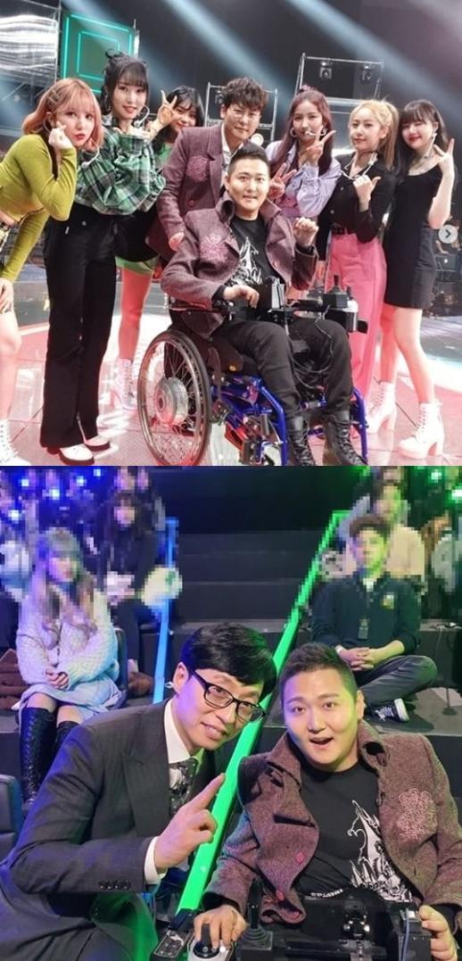 사진=김혁건 인스타그램