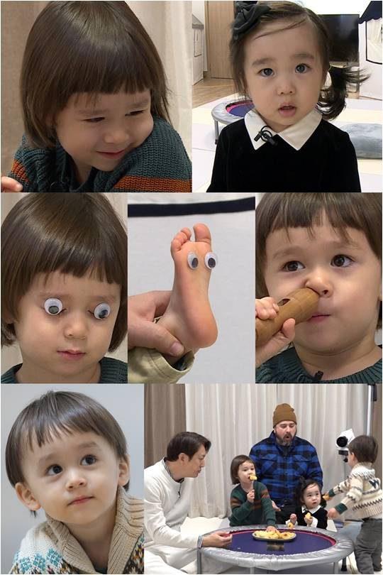 KBS2 예능 '슈퍼맨이 돌아왔다'./ 사진제공=KBS2