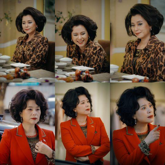 '사랑의 불시착'의 장혜진/사진제공=tvN