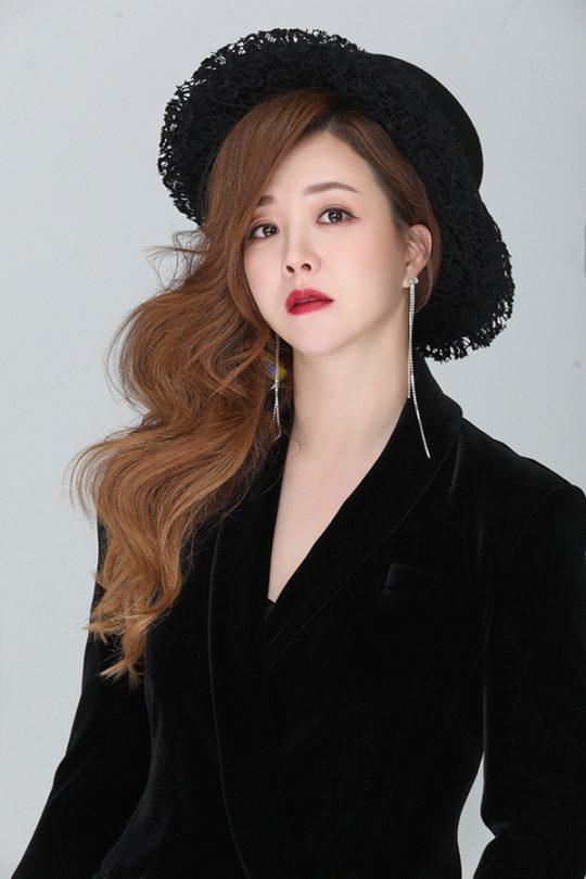 가수 금잔디. / 제공=올라엔터테인먼트