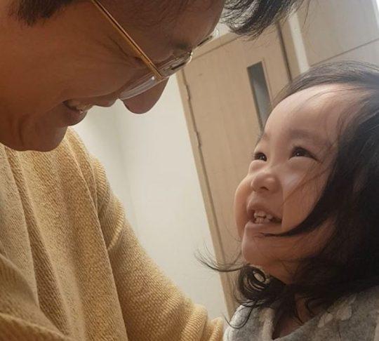 방송인 한석준, 딸 사빈 / 사진=한석준 인스타그램 캡처