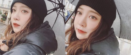배우 구혜선/ 사진=구혜선 인스타그램
