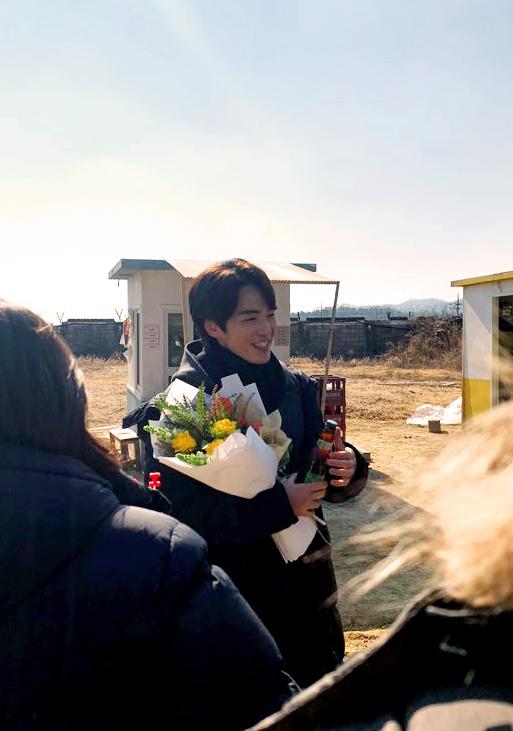 '사랑의 불시착'의 김정현./사진제공=오앤엔터테인먼트