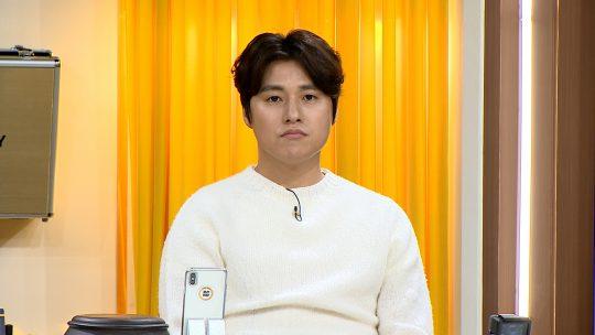 축구선수 출신 백지훈. / 제공=JTBC '정산회담'