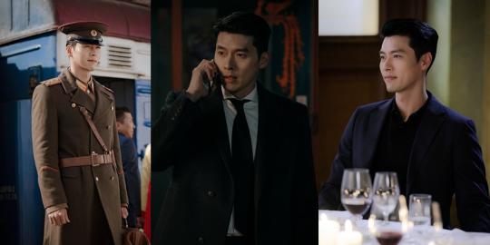 사진=tvN '사랑의 불시착'의 현빈.