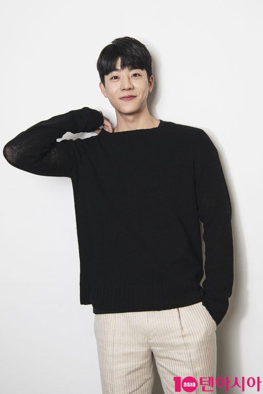 SBS 드라마 '스토브리그'에서 드림즈의 투수 유망주 유민호 역으로 열연한 배우 채종협. /이승현 기자 lsh87@