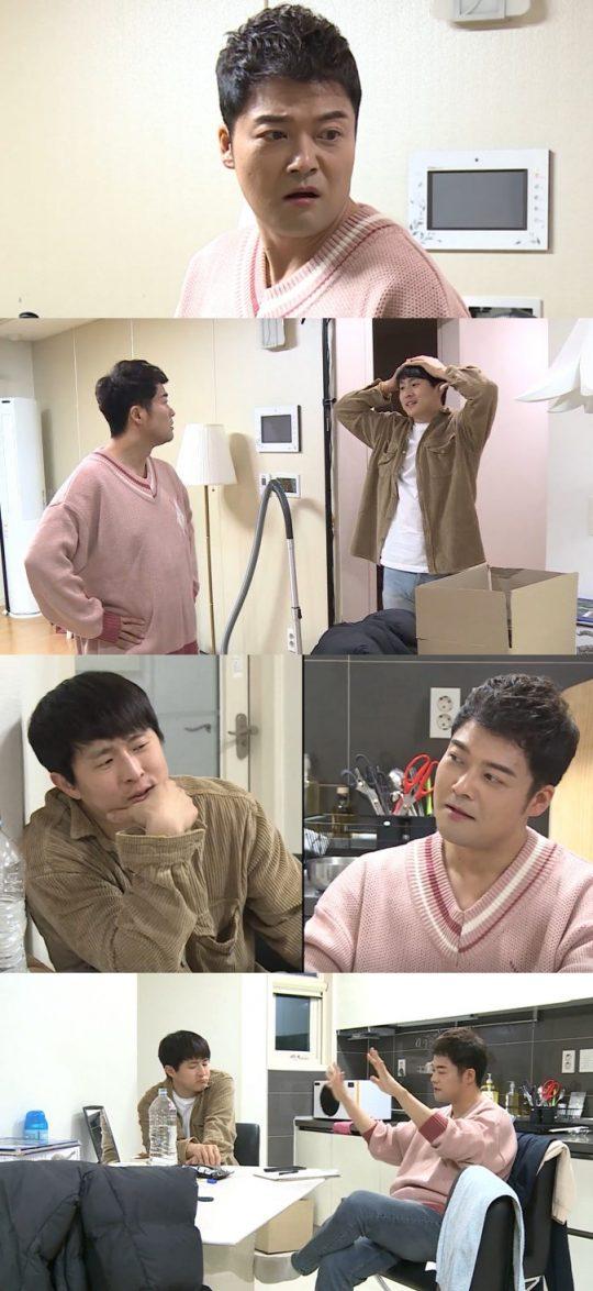 '나 혼자 산다' 기안84, 전현무./ 사진제공=MBC