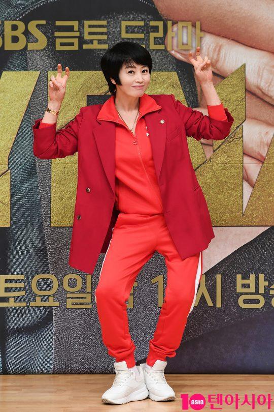 배우 김혜수 /사진제공=SBS