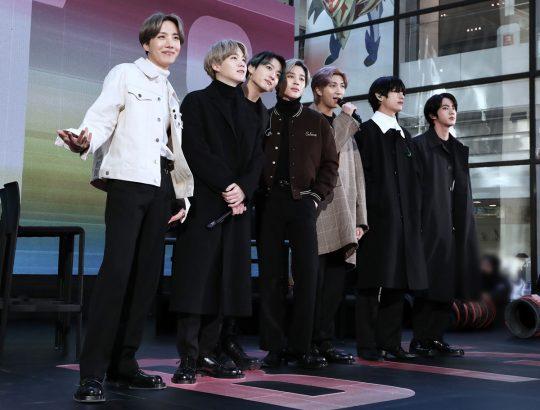 방탄소년단, 美 '투데이쇼' 'MTV FRESH OUT' 출연...뉴욕 '점령'