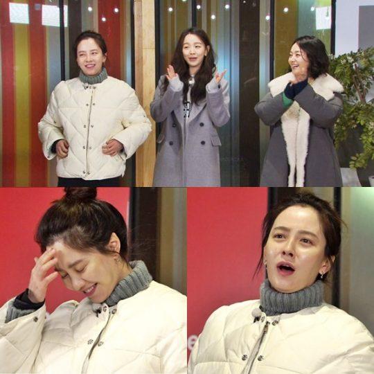 '런닝맨' 송지효(첫 번째 사진 왼쪽부터), 신혜선, 배종옥. /사진제공=SBS