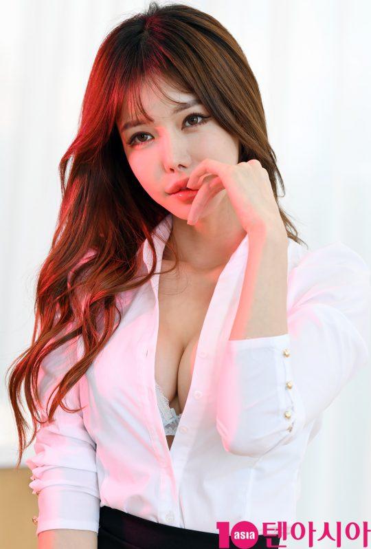 레이싱모델 김시후