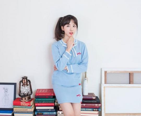 김민아 아나운서/ 사진= 김 아나운서 인스타그램