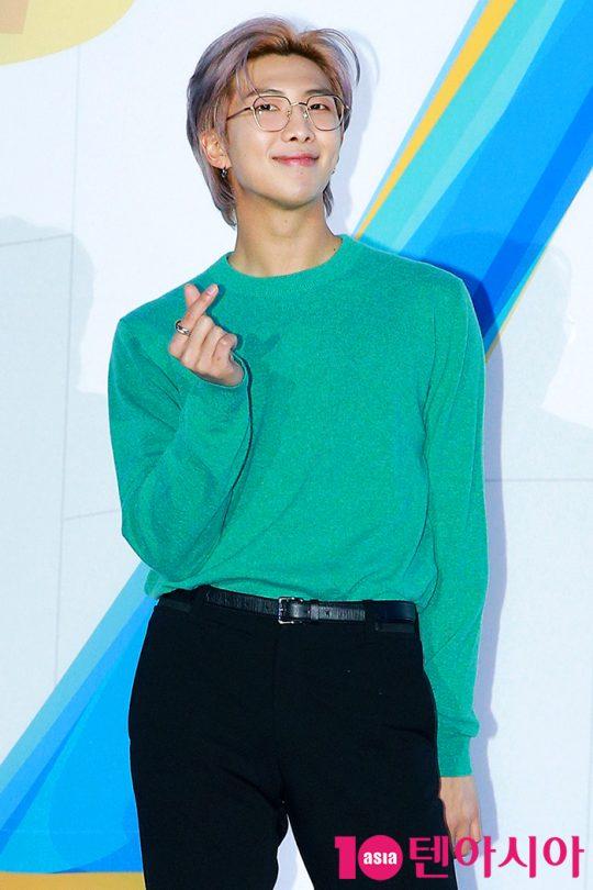 방탄소년단 RM / 사진제공=빅히트엔터테인먼트