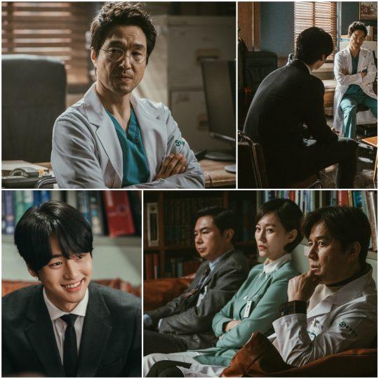 SBS 월화드라마 '낭만닥터 김사부 2' 스틸컷. /사진제공=SBS