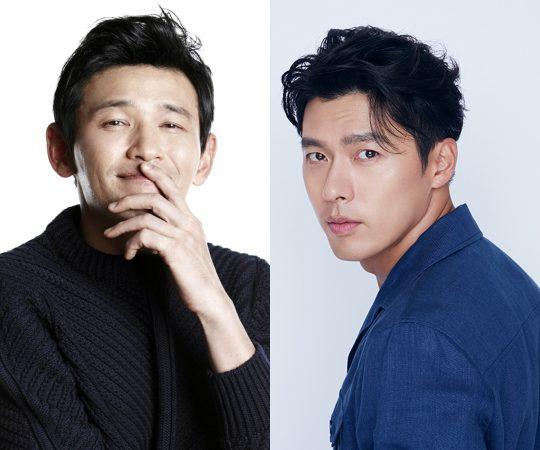 배우 황정민(왼쪽), 현빈. /사진제공=키이스트, VAST엔터테인먼트