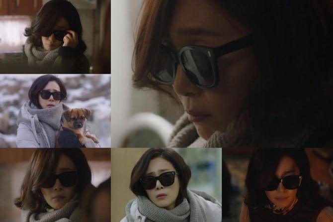 '날씨가 좋으면 찾아가겠어요' 문정희, '시크&시니컬' 작가 심명여로 완벽 변신