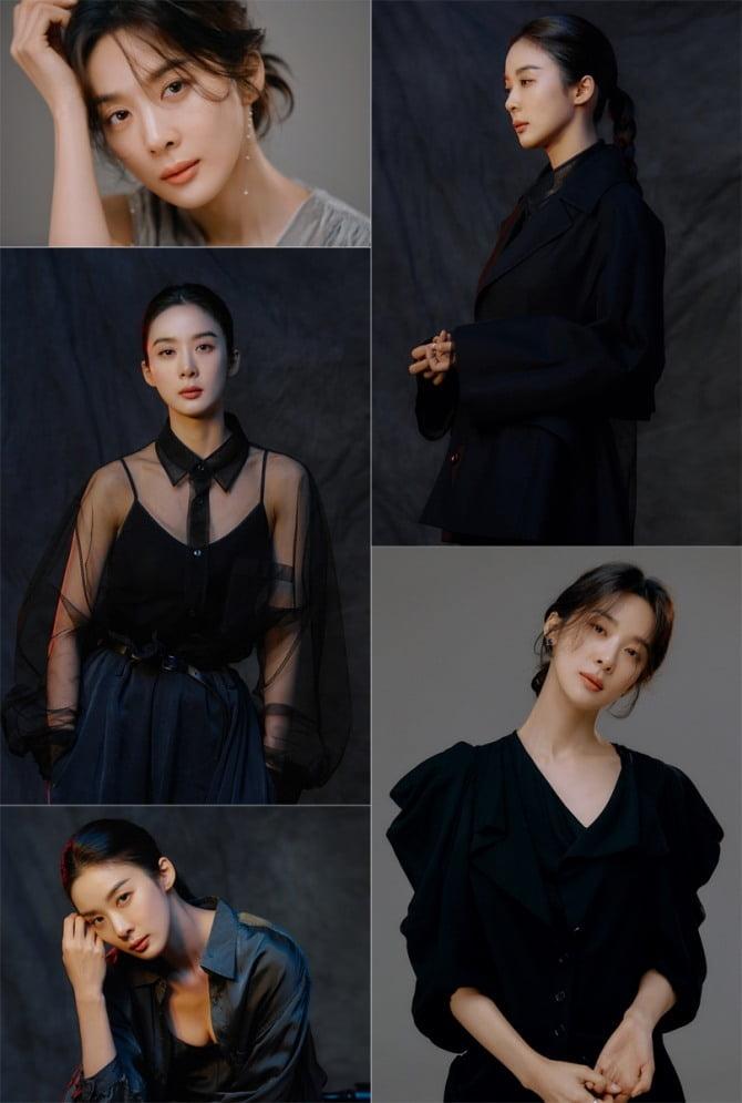 이청아, 화보 장인다운 프로필 화보 공개 '독보적인 아우라'