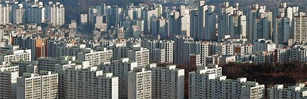 서울 아파트 값을 올린 이는 바로 '서울시'