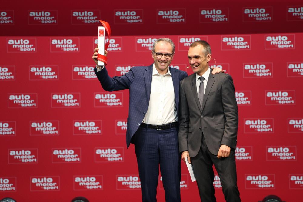 람보르기니 우루스, 독일 전문지 선정 '2020 베스트 카'