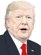트럼프 '탄핵 족쇄' 풀렸다
