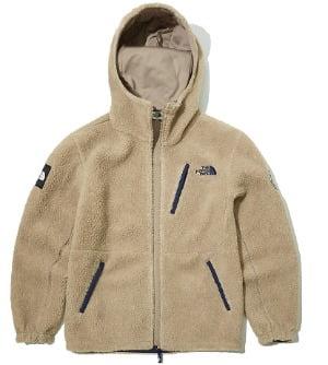 신세계백화점, 노스페이스와 손잡고 '플리스 재킷' 선보여…흰색·갈색 2종류
