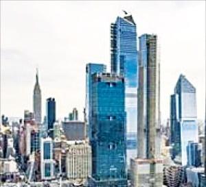 도시재생 모범 사례로 꼽히는 미국 뉴욕 허드슨 야드