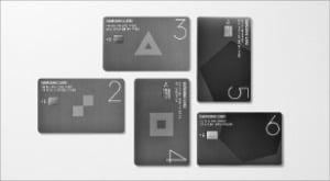 삼성카드, 숫자 시리즈 2년 만에 개편 'V4' 출시