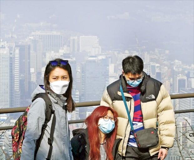 미세먼지에 갇힌 서울