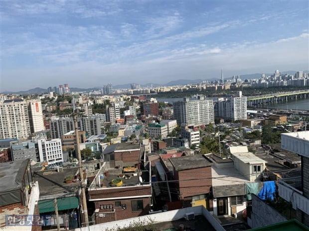 서울 용산구 한남3구역 전경(자료 한경DB)
