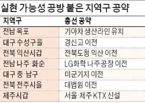 """익산 與 후보자 """"전북도청 유치"""" 공약에 같은 당 후보가 """"근거 없다"""" 공격"""
