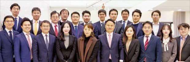 세종 '리츠 전문팀' 소속 변호사들.   /세종 제공