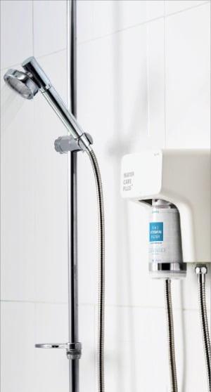 현대렌탈케어, 소비자가 직접 관리하는 샤워필터…1인 가구에 인기몰이
