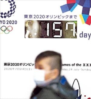 도쿄올림픽, 코로나19 희생양 되나…런던 이전說 '솔솔'