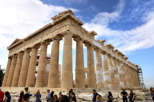 [신들의 도시, 섬들의 나라] ① 고대 아테네의 심장