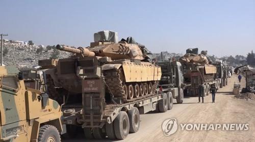 """에르도안 """"시리아 정권은 대가 치르게 될 것…보복 계속한다"""""""