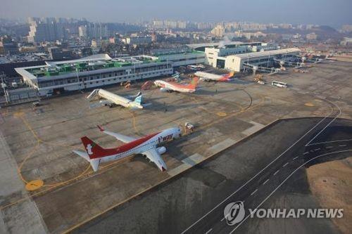 대구-중국 항공편 운항 중단·축소 잇따라