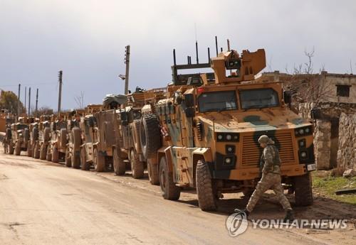 """러시아 외무 차관 """"시리아 무력충돌 관련 터키와 협의"""""""