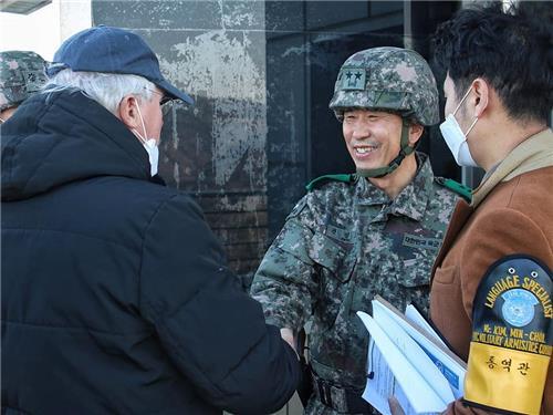 유엔사 'DMZ 출입 허가' 속도 빨라졌다…SNS로 적극 홍보