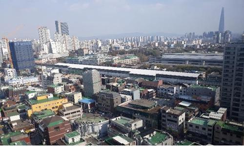 서울 구의역 일대 지역 상권 살린다…18만㎡ 도시 재생