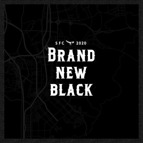 프로축구 성남, 2020년 슬로건 '브랜드 뉴 블랙'