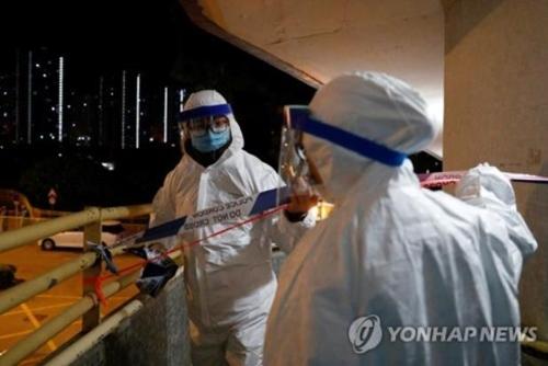 홍콩서 아파트 배기관 통한 감염 가능성…'에어로졸 감염' 촉각(종합2보)