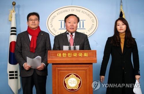 """한국당 """"통신비 부담축소 '국민호갱방지법'·통신비 소득공제"""""""