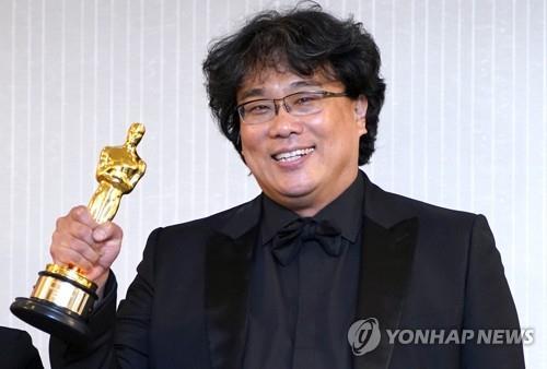 """강효상 """"대구시 신청사 옆 봉준호 영화박물관 건립하겠다"""""""