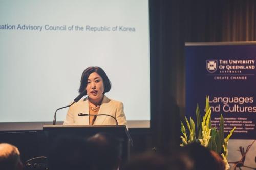 '대양주 한인 최대기업 후원' 호주 퀸즐랜드 한국학 연구소 개소