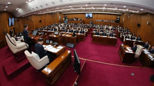 강원도의회 올해 첫 임시회 개회…조례 등 36건 심의