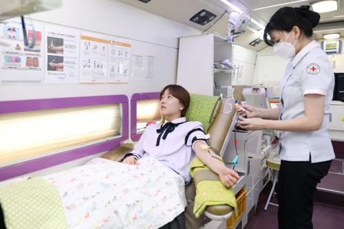 심평원, 신종코로나 대응 임직원 긴급 헌혈 행사