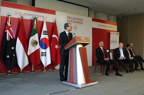 믹타 차관급회의 멕시코서 개최…한국, 의장국 수임