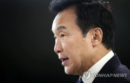 """손학규 """"3당 통합과 내 거취가 무슨 상관…2선 후퇴 없다"""""""