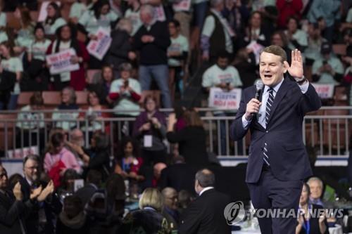 미국 민주당 대선 경선서 베넷·양 후보 중도 사퇴